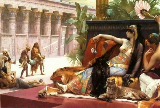 http://pagesperso-orange.fr/verat/Cleopatra_Testing_Poisons_on_Condemned_Prisoners_1897.jpg